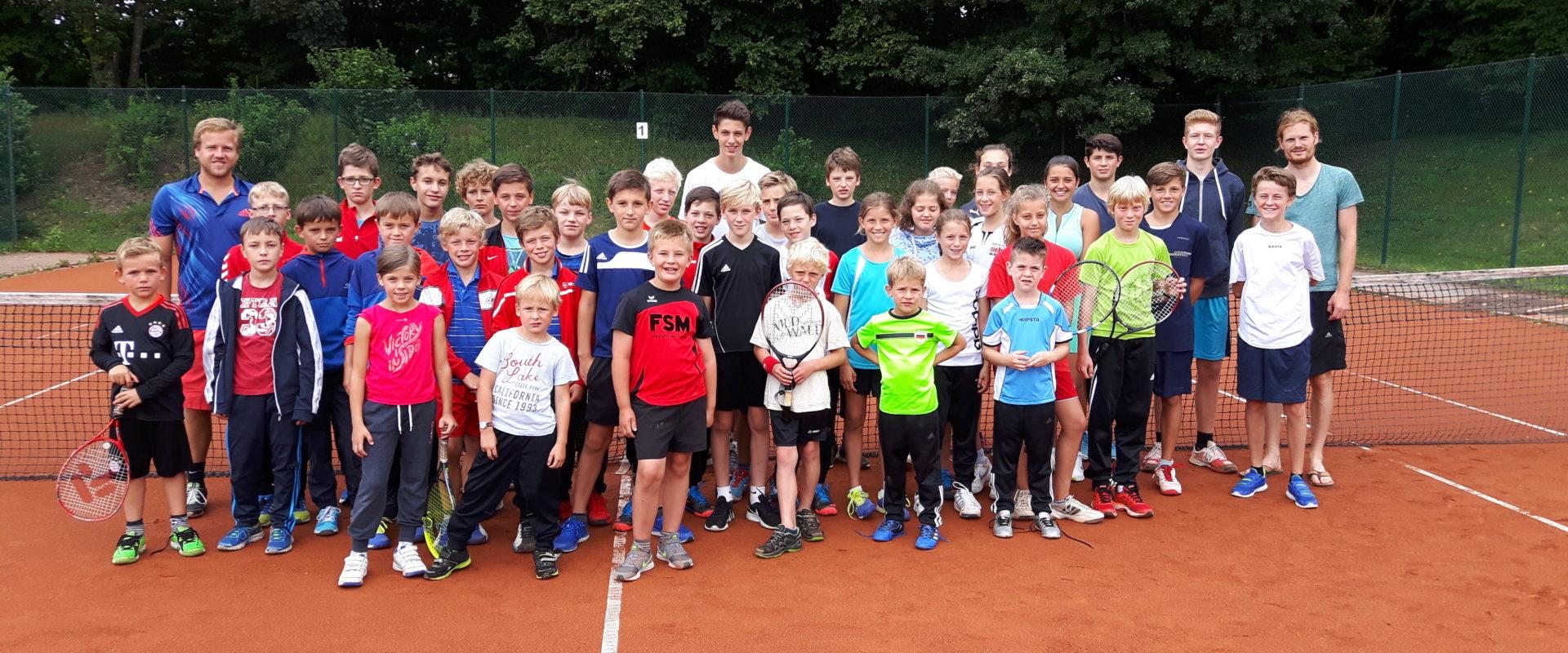 Permalink auf:Stegen Tenniscamp 2017